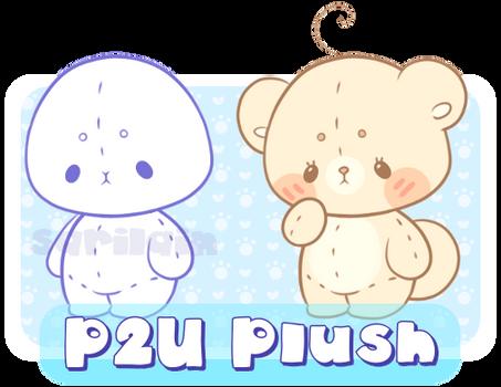 P2U Plushie Base