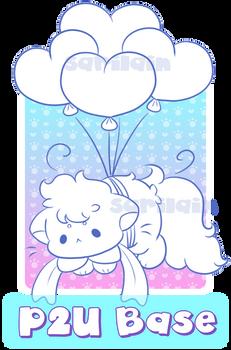 P2U Balloon Kitty Base