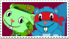 Flippy x Splendid Stamp by mischievousFlaky-plz