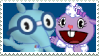 :Gift: Sniffles x Lammy - Stamp by mischievousFlaky-plz