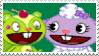 Lammy x Nutty - Stamp by mischievousFlaky-plz