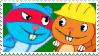 Splendid x Handy - Stamp by mischievousFlaky-plz
