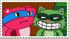 Lifty x Splendont - Stamp by mischievousFlaky-plz