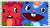 Petunia x Flaky - Stamp by mischievousFlaky-plz