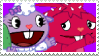 Flaky x Lammy - Stamp by mischievousFlaky-plz