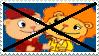 Anti Pop x Disco Bear - Stamp by mischievousFlaky-plz