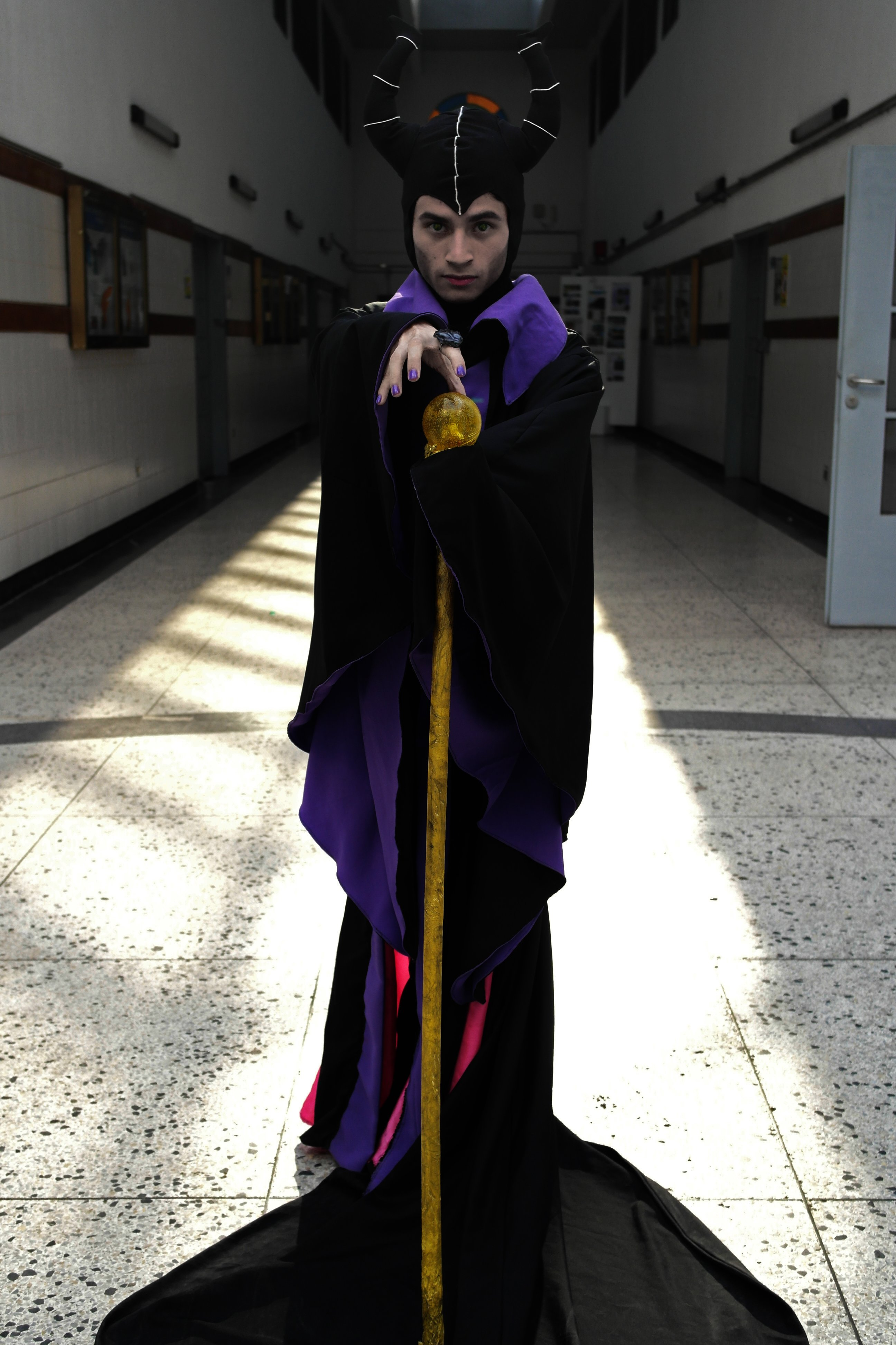 maleficent genderbend cosplay by - photo #11