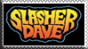 Slasher Dave stamp by Georgeact