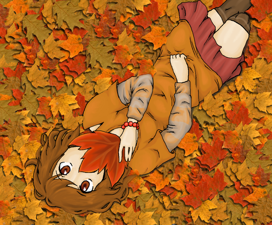 Autumn Leaves by Selvendor