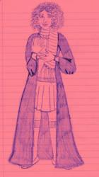 Hermione Granger by alchemist08