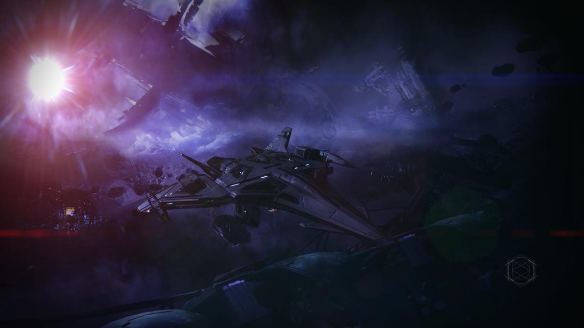 Destiny: The Reef by TenguDo