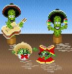 Emotes on Cinco De Mayo