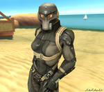 [SFM] Haven Trooper (MGS4)