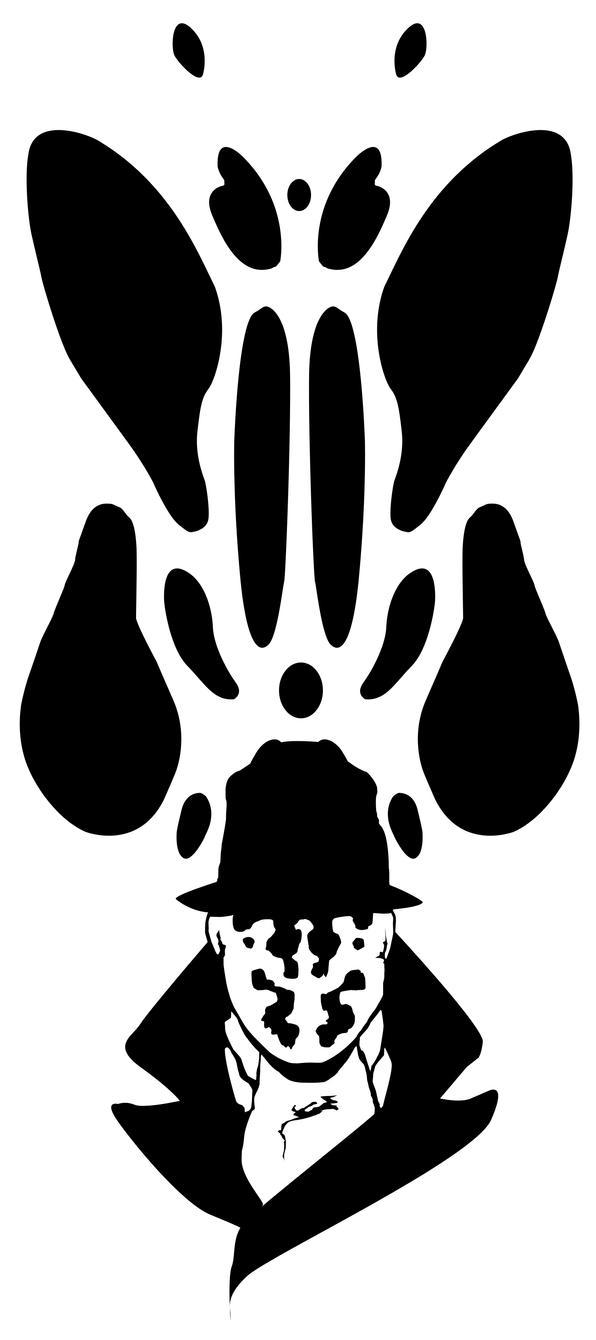 Rorschach - Watchmen by zZeiss