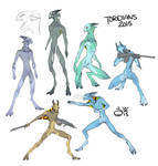 NAKED ALIENS OH BOY