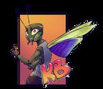 KB Con Badge