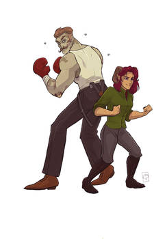 Hannibal and Sayterra