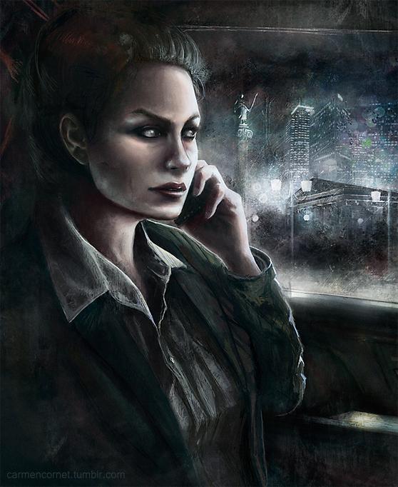 Rebecah, VEKN art 5 by ccornet