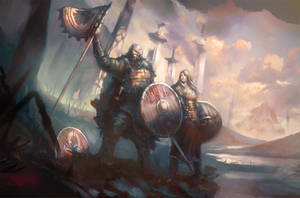 vikings! by ccornet