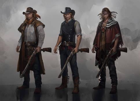 cowboy models