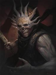 Harbringer of Skulls 1