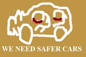 WE NEED SAFER CARS new logo 2 by bordeauxman