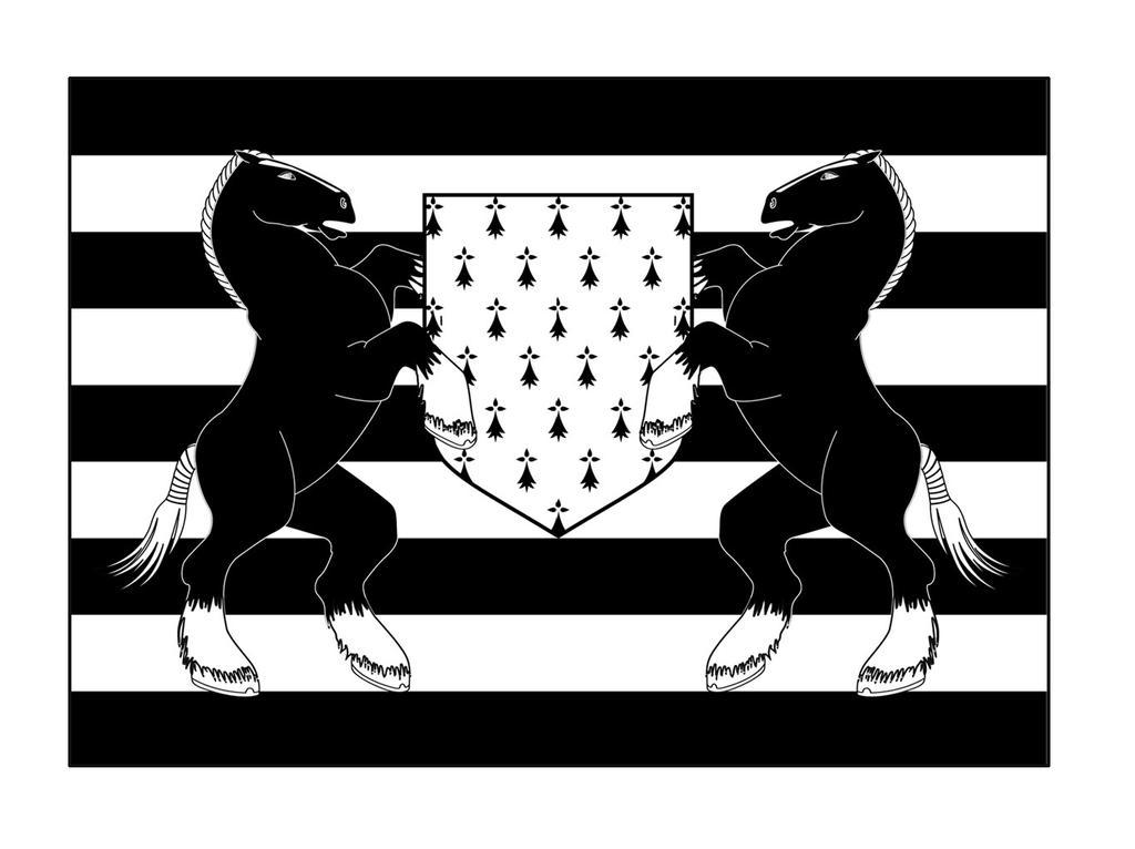 Douar ha mor (version black) by bordeauxman