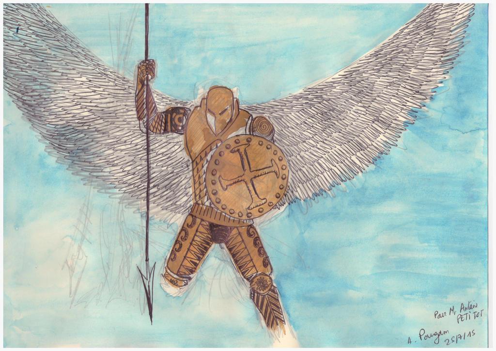 Archangel by bordeauxman