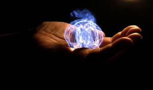 Ball of Fire - Blue Shift
