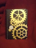 Steampunk Sketchbook by ChaosModifier