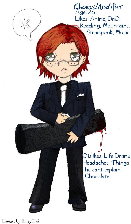 ChaosModifier's Profile Picture