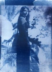 Onirico #02 - Cyanotype, film photography by EddieVerso