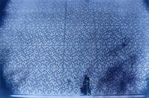 Onirico #03 - Cyanotype, film photography