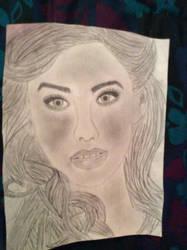 Christina Aguilera  by AmazingArt64