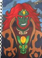 Ganondorf by stylecheetah