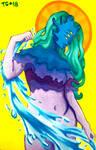 Mother Goddess by stylecheetah