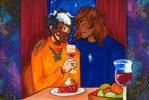 Inktober #31: Slice by stylecheetah