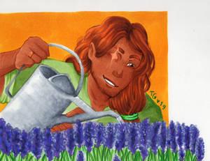 Gardening Break