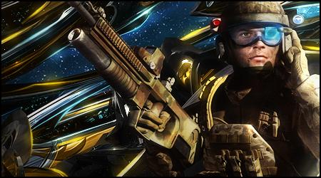 Space Soldier by greenarrowcs
