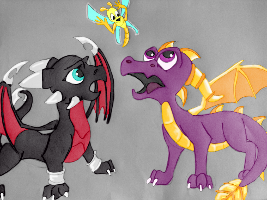 spyro and cynder favourites by nemesisxproject on deviantart