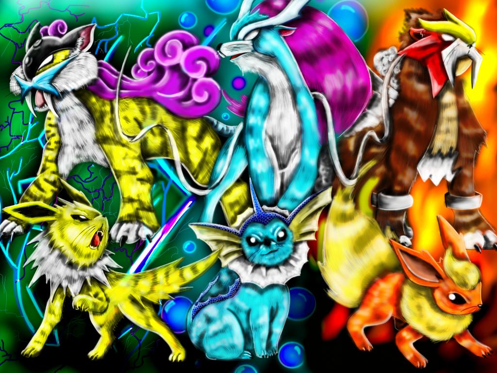 legendary beasts theory by dudidraak