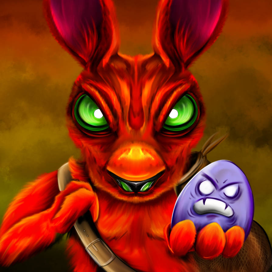 Easter 666 by dudidraak