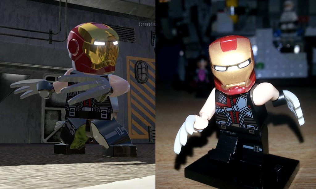 LEGO Marvel Superheroes Custom Avatar by GCWarri0r on ...
