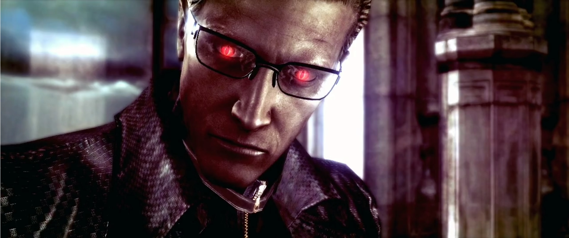 resient evil wesker - photo #27