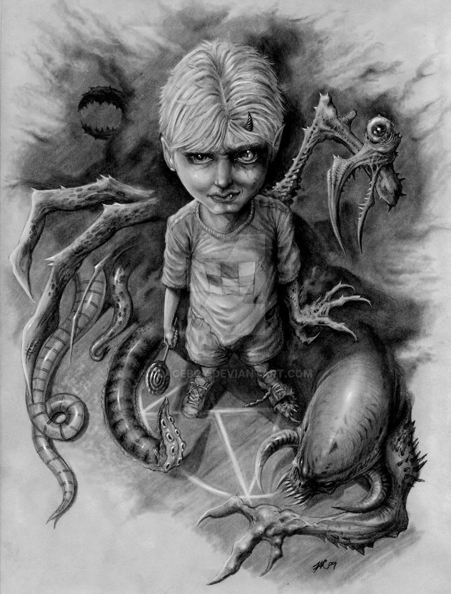 Little Terror by placeboy