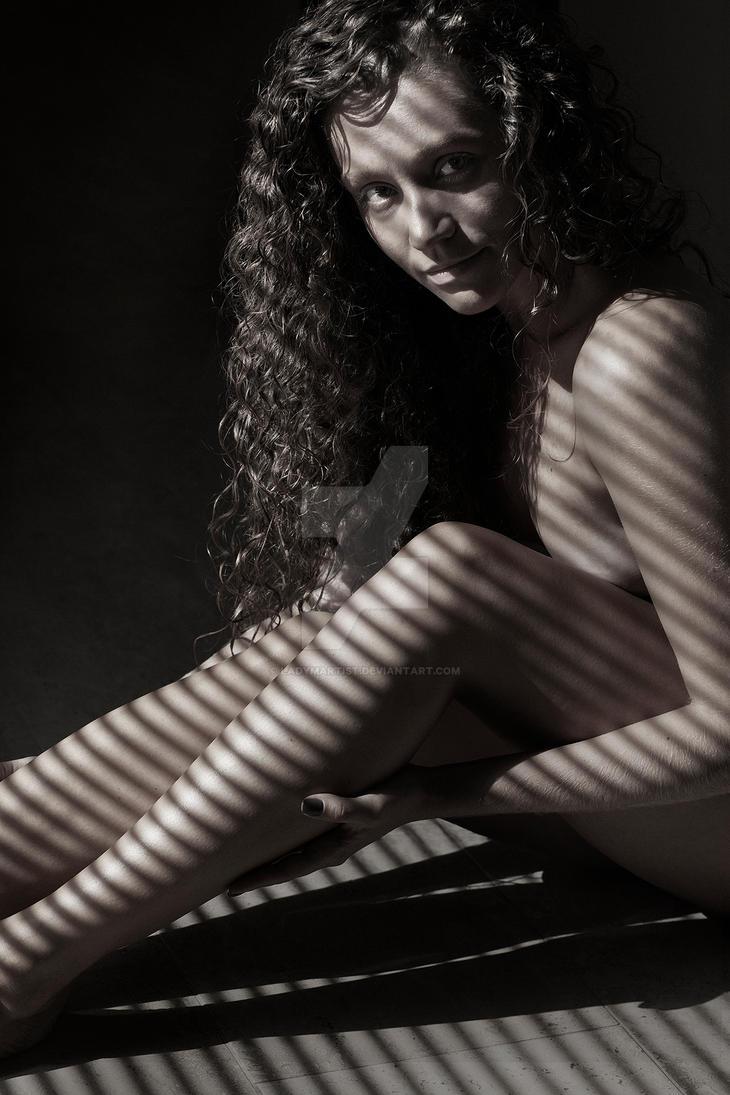 Beauty Portrait by LadyMartist