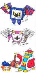 Kirby New Design Fan Art