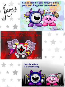 Meta Gala (Galeta) Comic #1 - Jealousy
