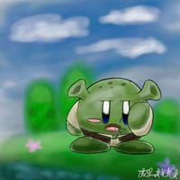 Shrek Kirby