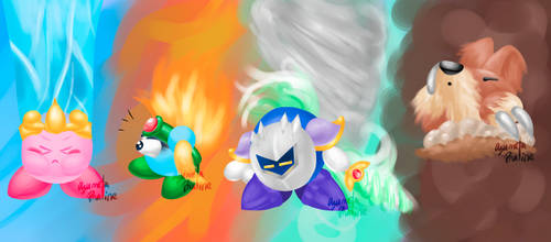 Kirby and the Elements
